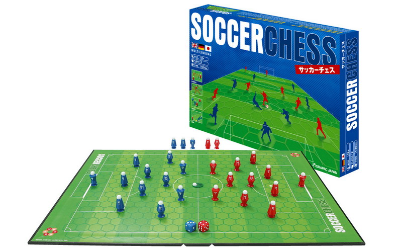 chess game soccer game
